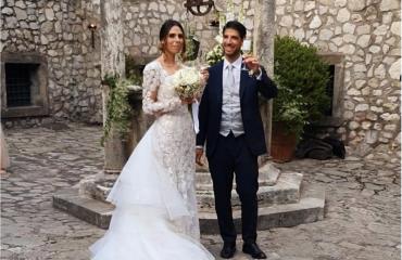 Stefano e Marisa oggi sposi